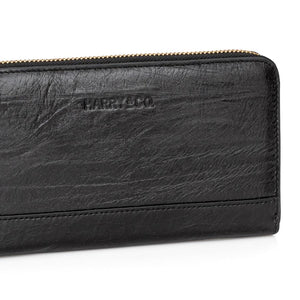 Pablo Wallet / Black Crackle