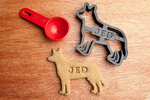 AUSTRALIAN CATTLE DOG Personalized Cookie Cutter