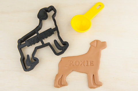 ROTTWEILER Personalized Cookie Cutter