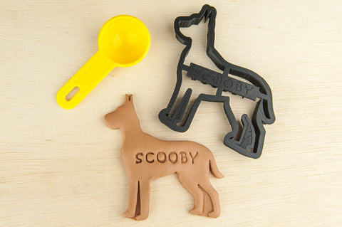 GREAT DANE Personalized Cookie Cutter