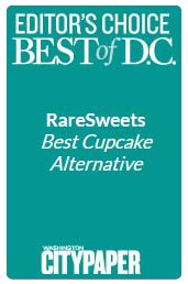 Best of DC Best Cup Cake Alternative