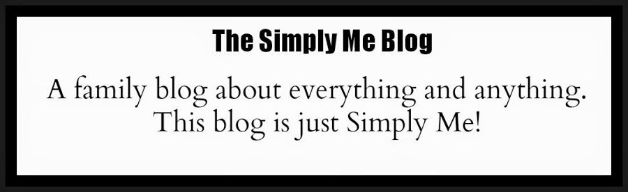 The Simply Me Blog
