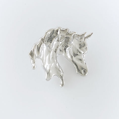 Sculpted Horse Pendant