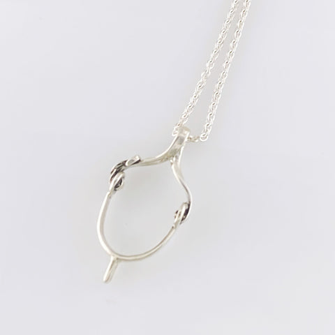 English Spur Necklace