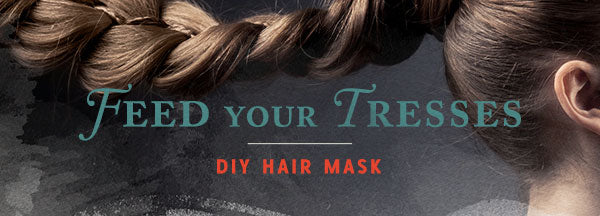 Feed your Tresses | DIY Hair Mask | Free Event