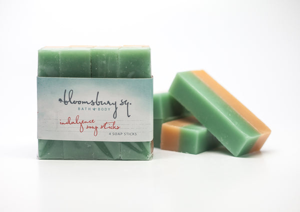 Indulgence Soap Sticks