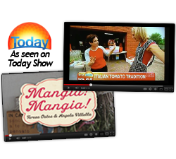 Mangia! Mangia! on the Today Show