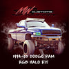 PRE-BUILT 1994-02 DODGE RAM - MwCustoms