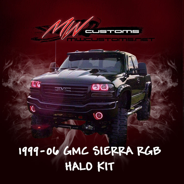 PRE-BUILT 1999-06 GMC SIERRA - MwCustoms
