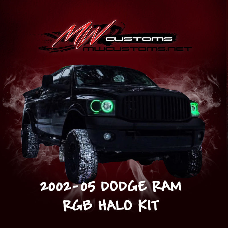 PRE-BUILT 2002-05 DODGE RAM - MwCustoms