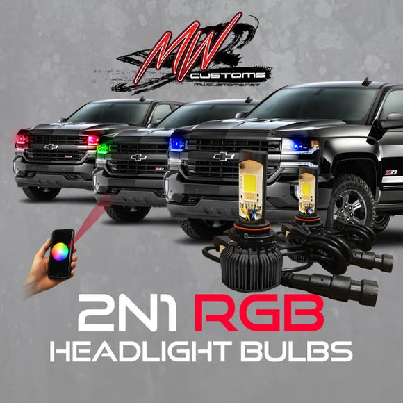 Cree Led Headlight Bulb Kit