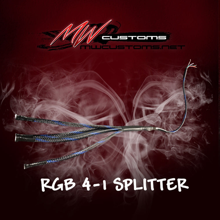 4 TO 1 SPLITTER - MwCustoms