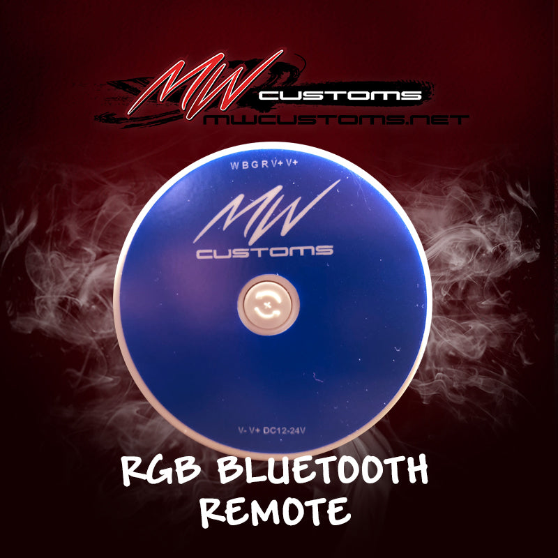 BLUETOOTH REMOTE - MwCustoms
