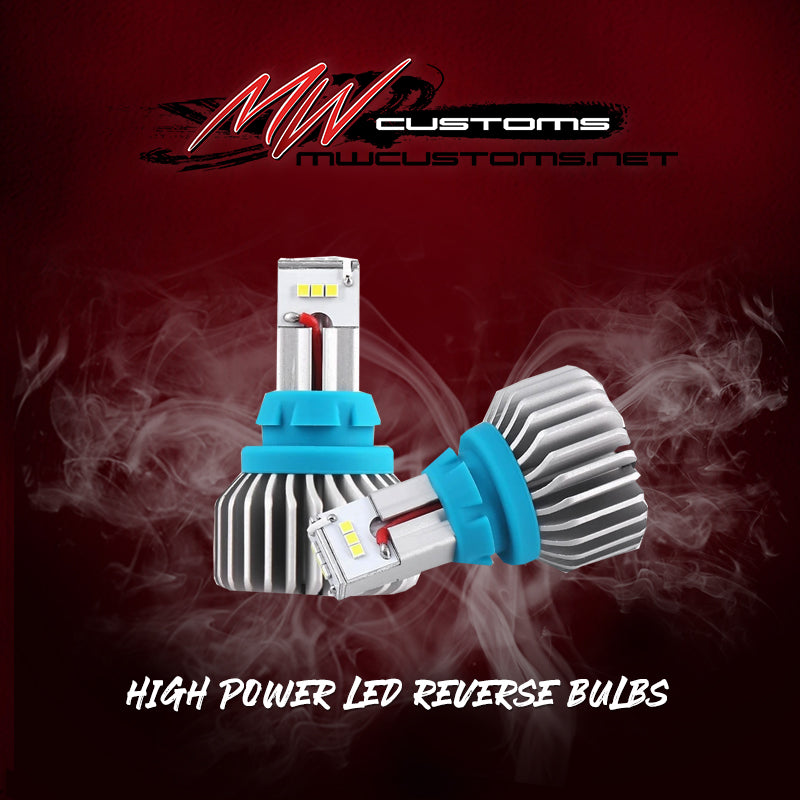 HIGH POWER LED REVERSE BULBS