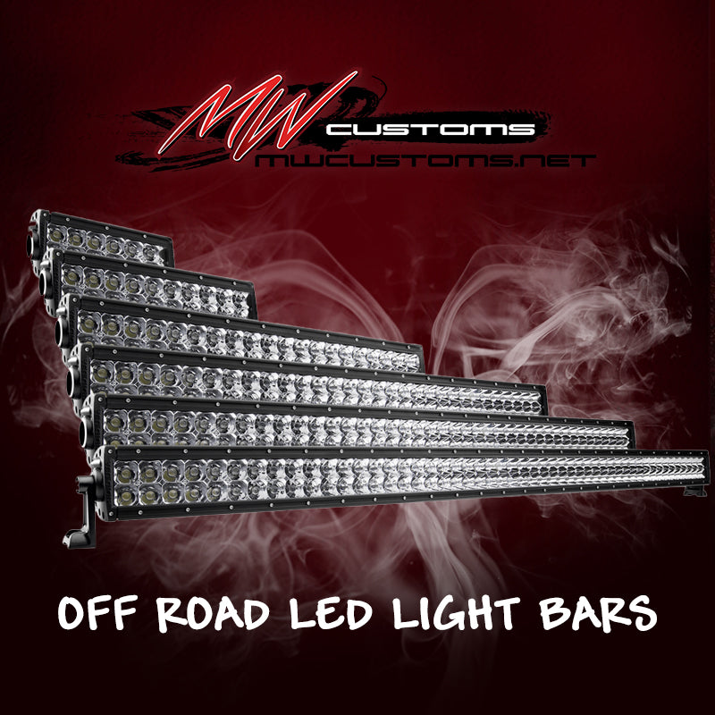 Off Road Led Light Bars - MwCustoms