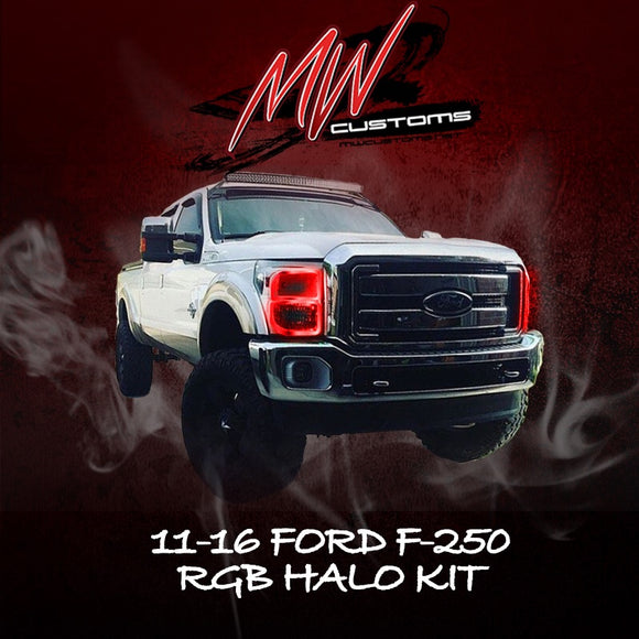 Ford Halo Kits