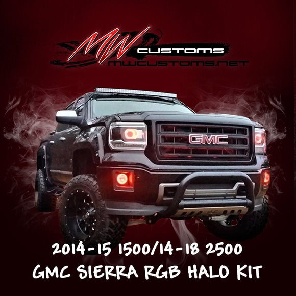 GMC Halo Kits