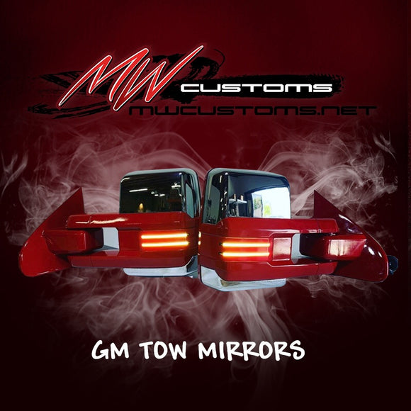 TOW MIRRORS