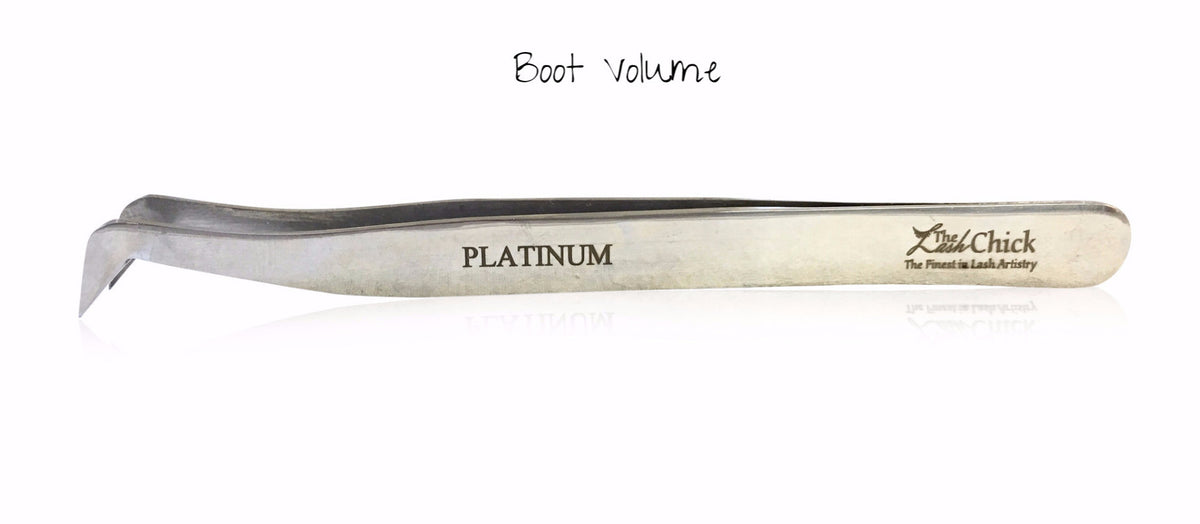 Platinum Collection Tweezers - TheLashChickPro