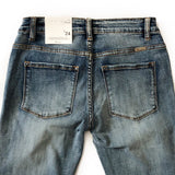 Girlfriend Distressed Jeans - Regular and Plus! - Arrow Twenty Two