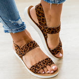 NEW! Very G Ella Sandal - Leopard - Arrow Twenty Two