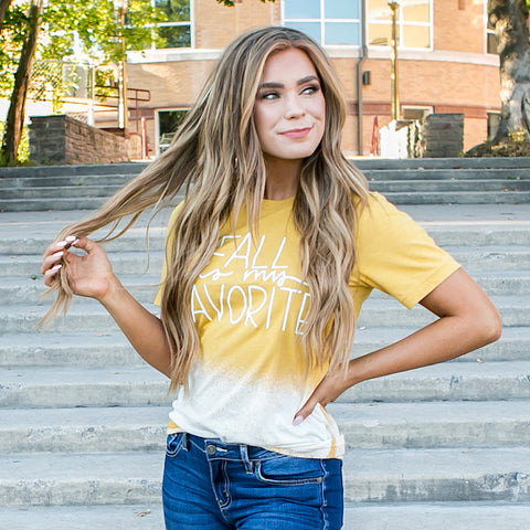 NEW! Fall is My Favorite Tee - Arrow Twenty Two