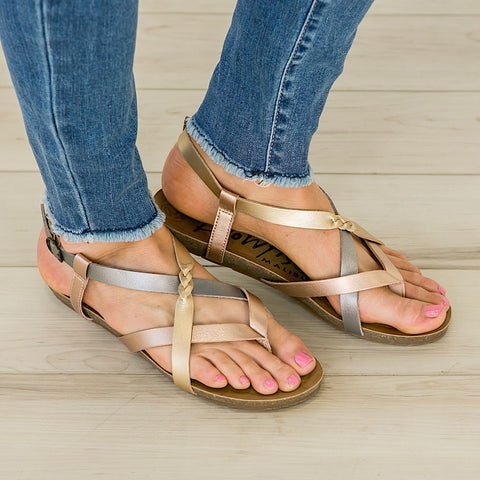 Blowfish Granola Sandal - Arrow Twenty Two