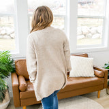 NEW! Grandpa Cardigan - Oatmeal - Arrow Twenty Two