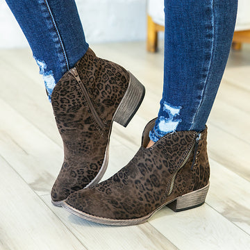NEW! Very G Divine Bootie - Coffee