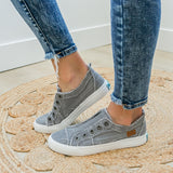 Blowfish Light Gray Play Sneaker - Arrow Twenty Two