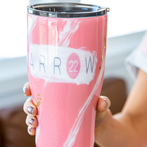 NEW! ARROW 22 30 oz Tumbler