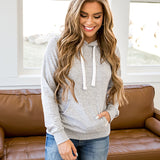 Heather Gray Gotta Have It Hoodie - Arrow Twenty Two