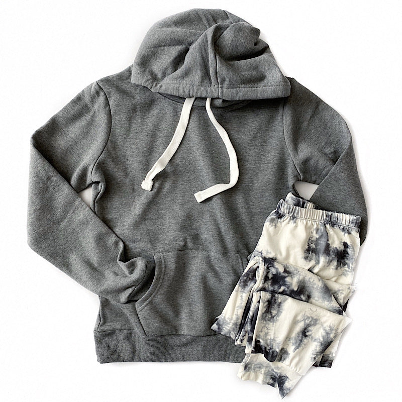 Charcoal Favorite Hoodie - Arrow Twenty Two