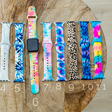 NEW! Print Watch Bands - 11 Styles - Arrow Twenty Two