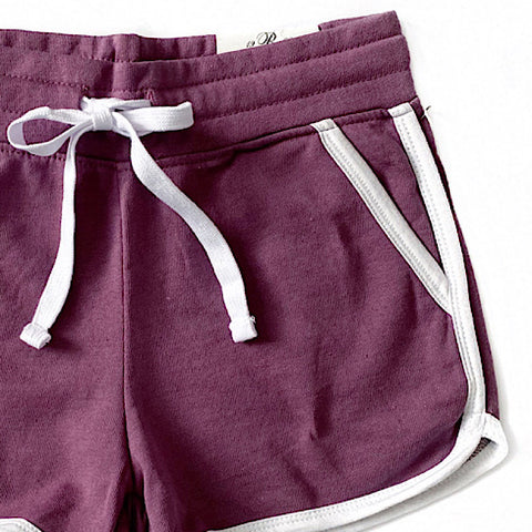 NEW! Light Purple Comfy Shorts - Arrow Twenty Two