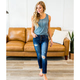 NEW! Vervet Devin Button Up Jeans - Arrow Twenty Two