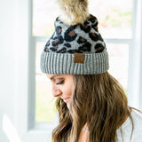 CC Leopard Beanie - Arrow Twenty Two