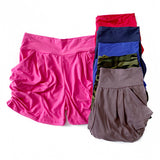 Buttery Soft Ruched Side Shorts - 6 Options - Arrow Twenty Two