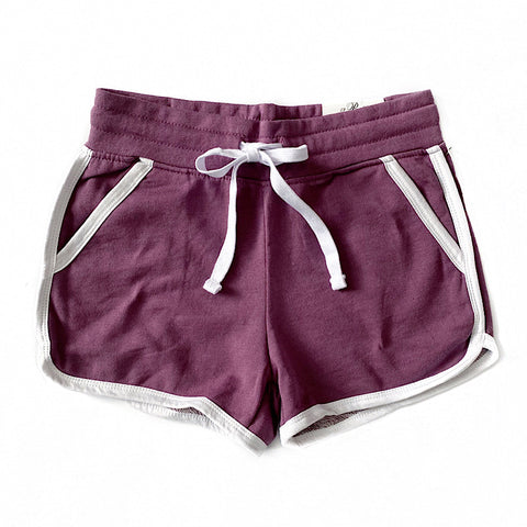Light Purple Comfy Shorts