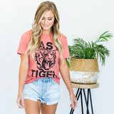 """Easy Tiger"" Tee - Arrow Twenty Two"