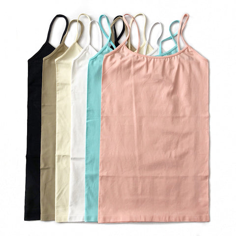 NEW! Layering Camisole - 6 Colors