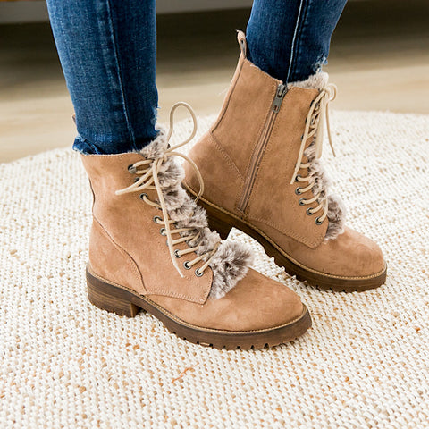 NEW! Very G Farrah Tan Boot