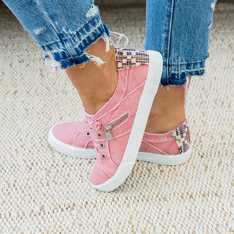 NEW! Blowfish Fruit Sneaker - Dusty Pink - Arrow Twenty Two