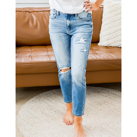 NEW! KanCan Britta Relaxed Fit Jeans - Arrow Twenty Two