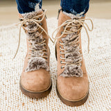 Very G Farrah Tan Boot - Arrow Twenty Two