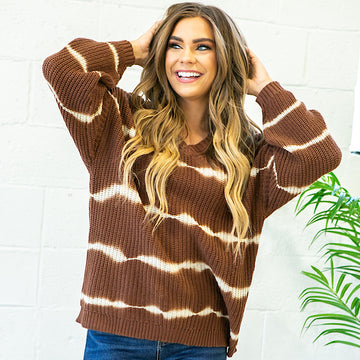 NEW! Hot Cocoa and Marshmallows Sweater