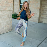 Josie Tie Dye Lounge Joggers - Arrow Twenty Two