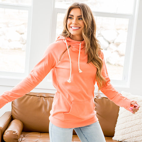 Ampersand Ave Miami DoubleHood Sweatshirt