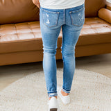 NEW! KanCan Tori Distressed Skinny Jeans - Arrow Twenty Two