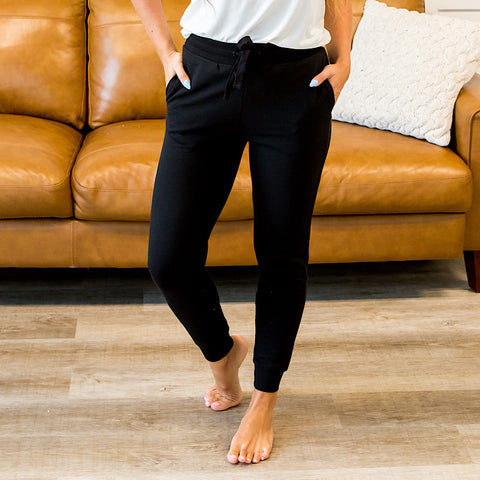 NEW! Kenna Black Joggers